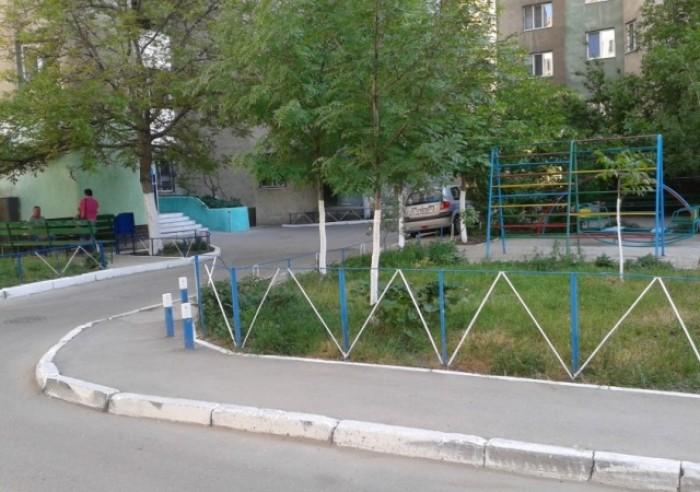 """Primăria Chişinău a dat startul concursului """"Cea mai curată curte din oraşul Chişinău"""""""