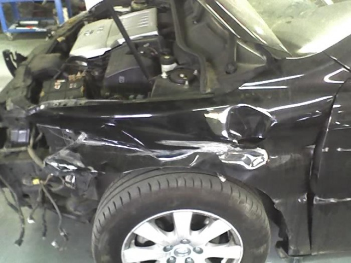Primăria confirmă: Mașina de serviciu a lui Dorin Chirtoacă a fost deteriorată în accident