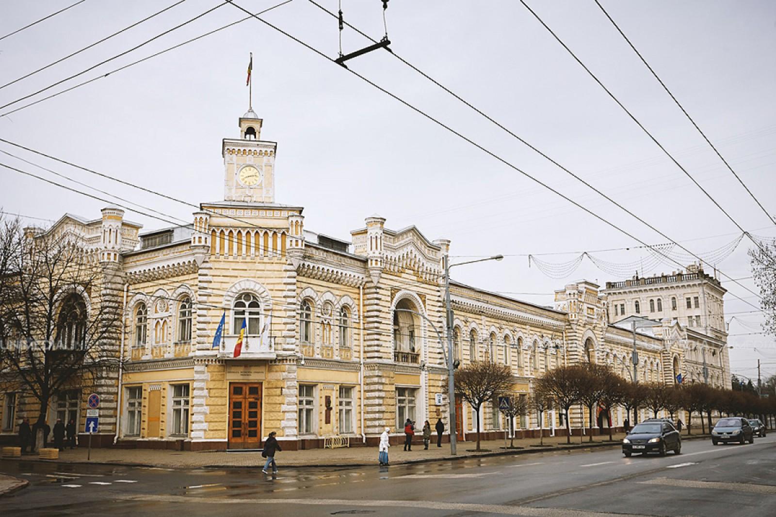 Primăria municipiului Chișinău este în căutare de șapte noi șefi de direcții