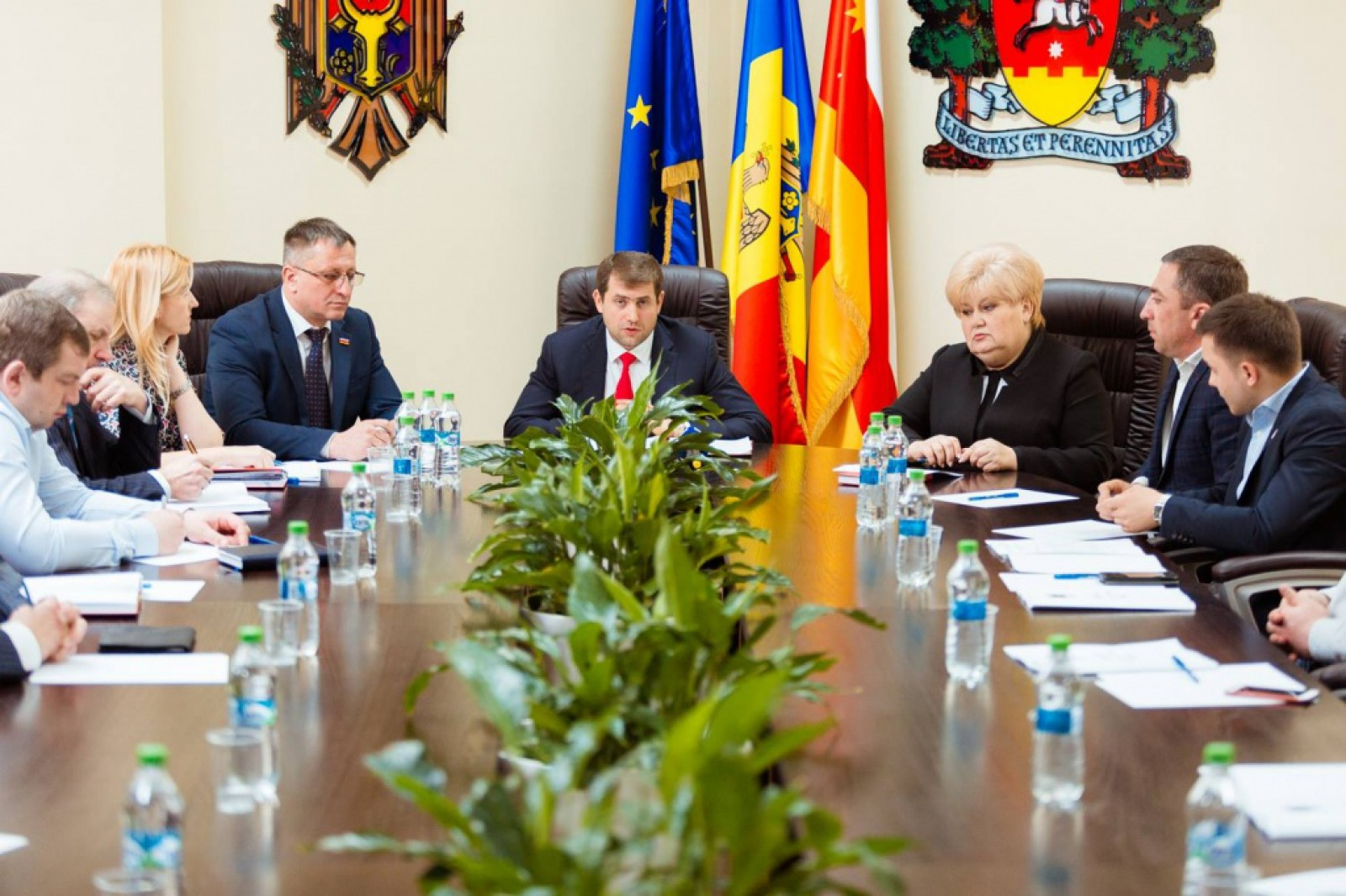 Primarul de Orhei, Ilan Șor, a dezvăluit planurile de dezvoltare a Orheiului în anul curent 2018