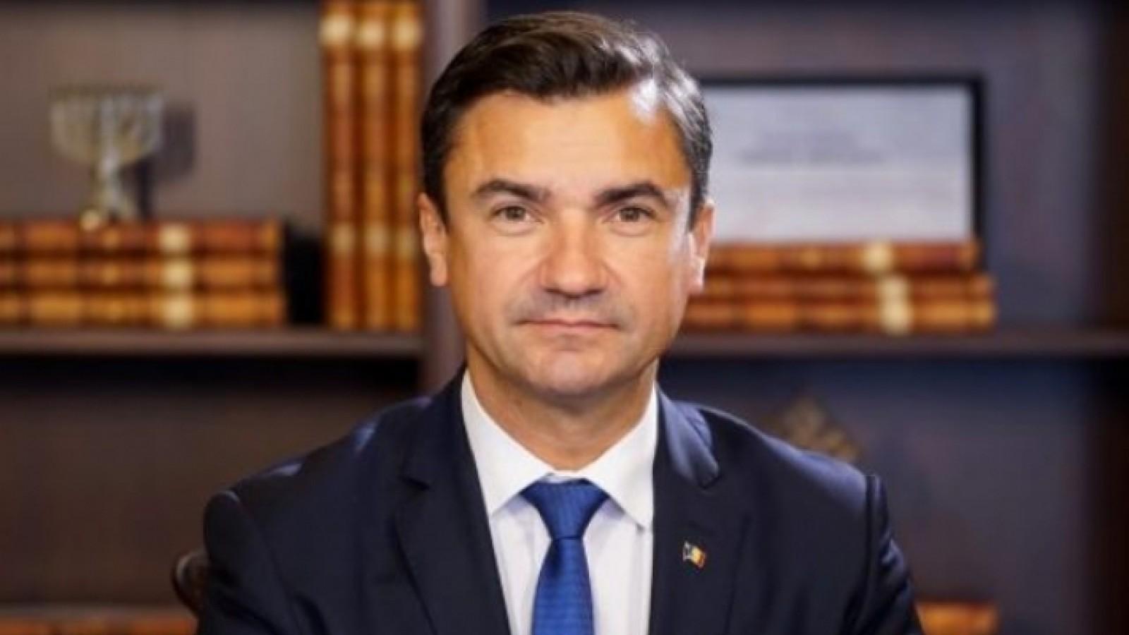 Primarul Iașiului, Mihai Chirica, convins că România este pregătită de unirea cu Republica Moldova