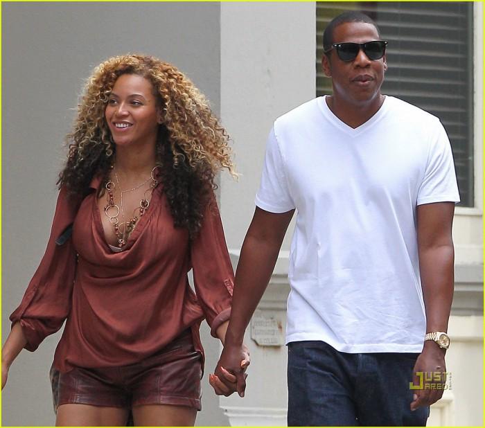 Primele imagini cu gemenii lui Jay-Z și ai lui Beyonce. Sunt adorabili
