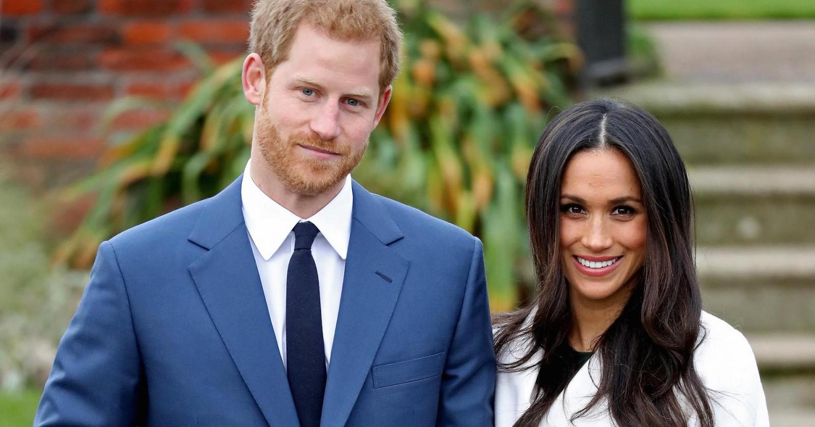 Prințul Harry și Meghan Markle nu invită politicieni la nunta lor