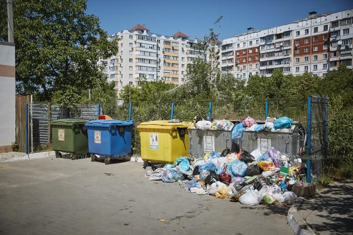 (video) Problema deșeurilor din capitală rămâne nesoluționată. Locuitorii din Țînțăreni au refuzat propunerea municipalității