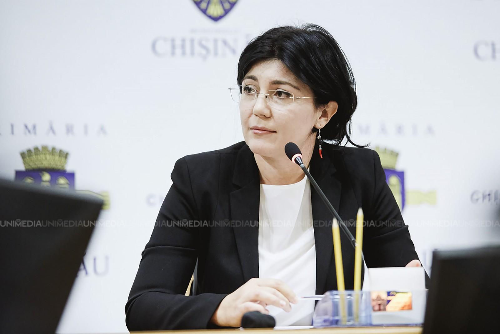 Procuratura Chișinău: Proces penal de numele Silviei Radu, pentru verificarea acuzațiilor aduse de PL