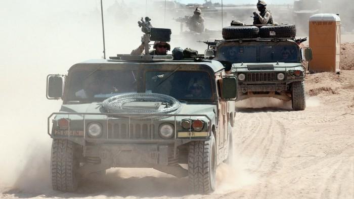 Producătorul vehiculelor militare Humvee l-a acţionat în judecată pe creatorul jocurilor Call of Duty