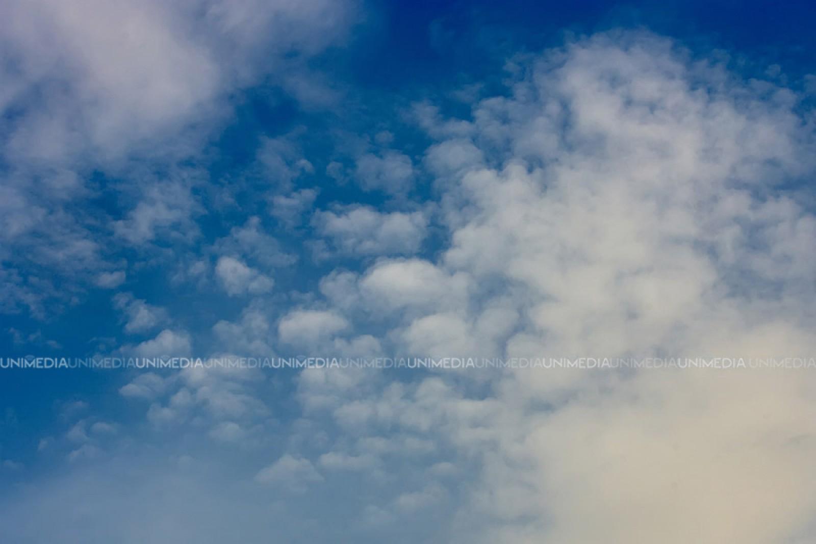 Prognoza meteo: Cer variabil și maxime de până la 26 de grade
