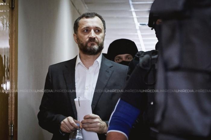 Pronunțarea deciziei integrale în dosarul lui Filat, amânată pentru 6 aprilie