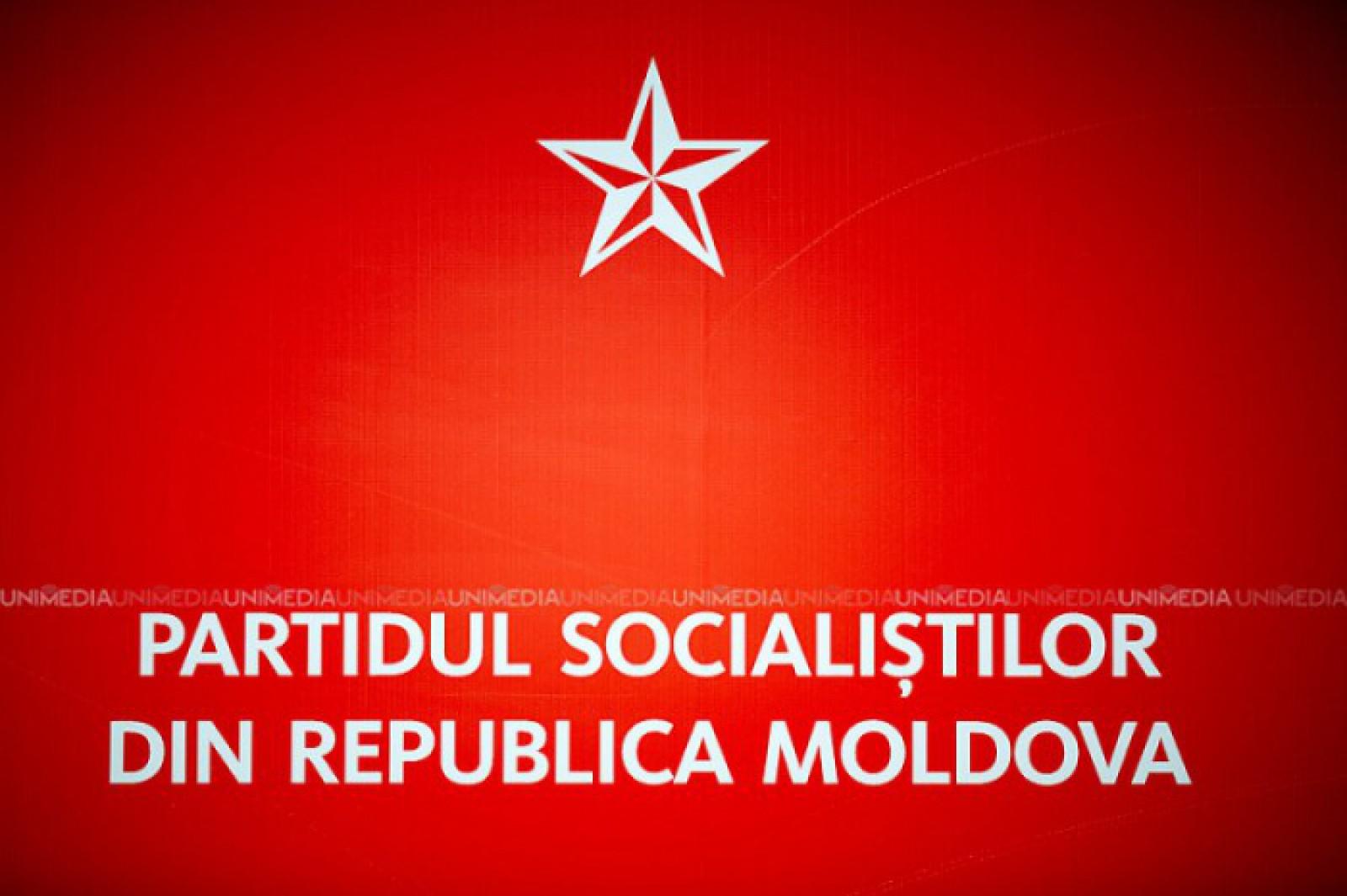 """PSRM, împotriva noilor numiri la Guvern. Îndeamnă cetățenii """"să reacționeze la îndemnul președintelui și să vină masiv la Chișinău"""""""