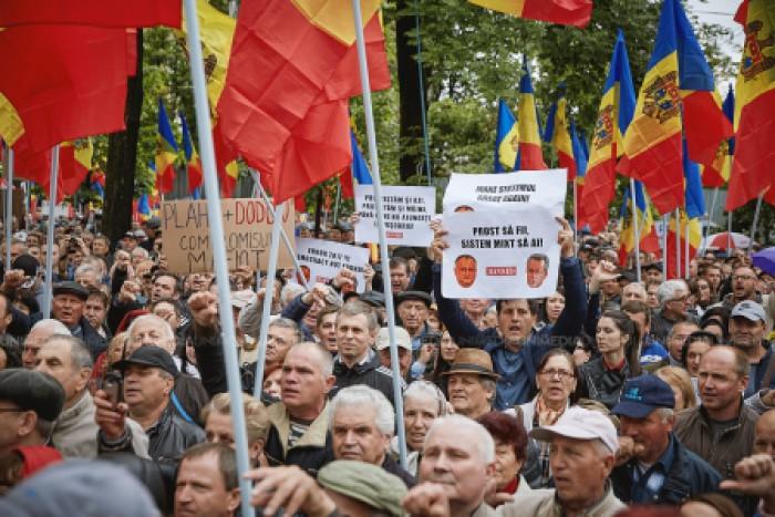 (raport) Capturarea statului: Cazul Republicii Moldova