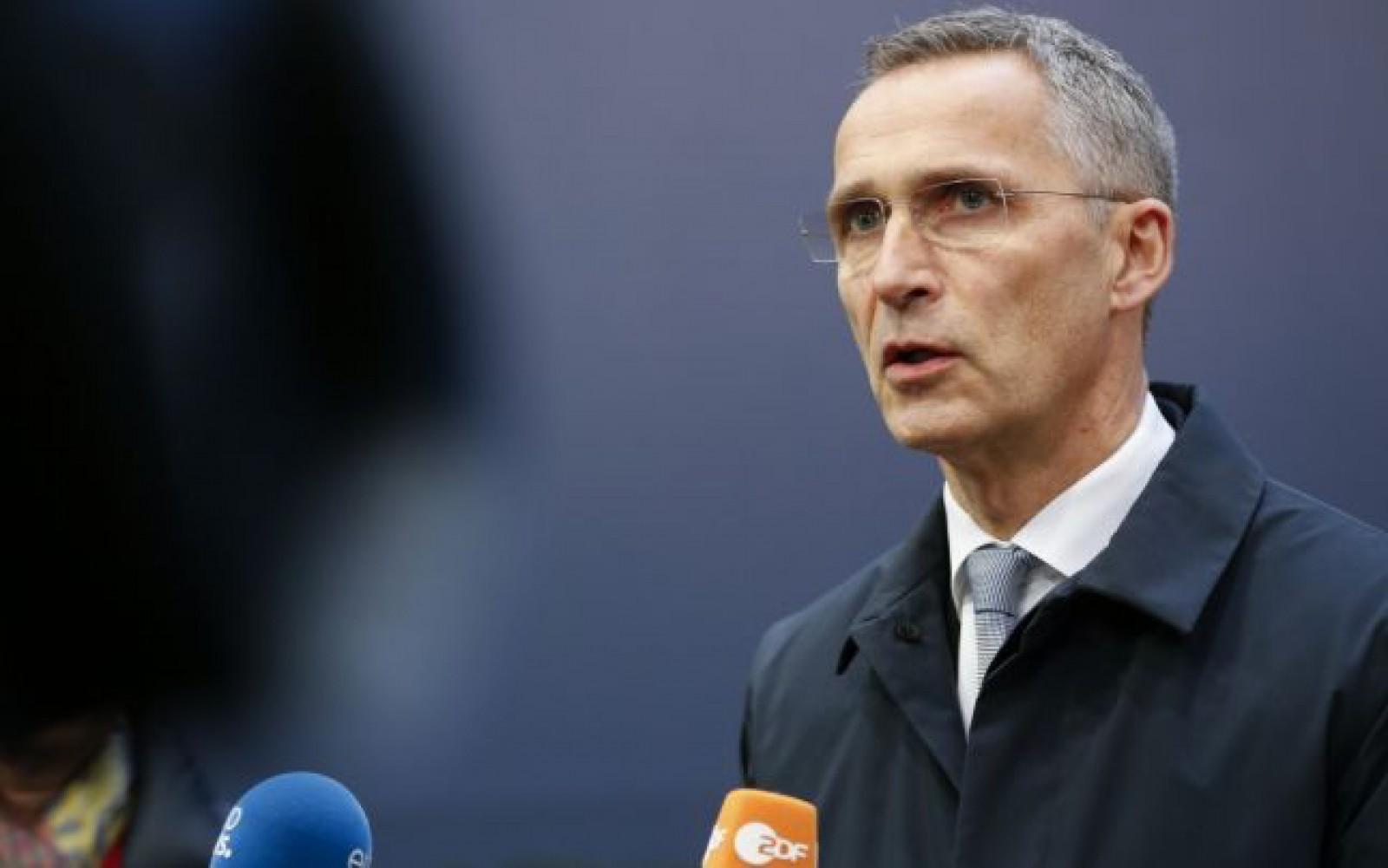 """Reacţia NATO, după atacul asupra Siriei. Secretarul general: """"Susțin atacurile lansate de SUA, Marea Britanie și Franța în Siria"""