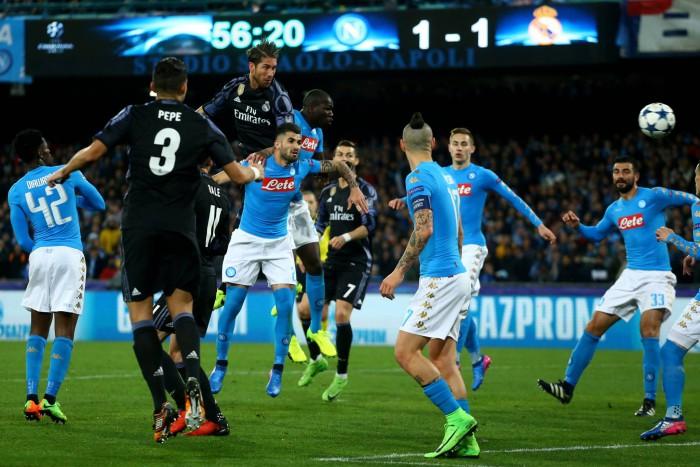 Real Madrid s-a calificat în sferturile Ligii Campionilor! Sergio Ramos a fost eroul madrilenilor