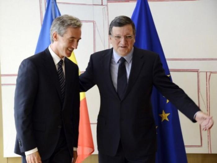 Reuniune Guvernul Republicii Moldova - Comisia Europeană, la Bruxelles