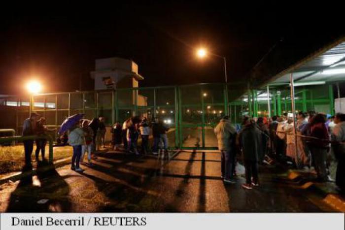Revoltă într-o închisoare din Mexic: Cel puțin 13 morți și 25 de răniți