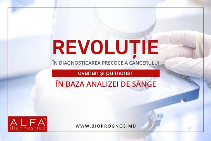 Revoluție în diagnosticarea precoce a cancerului în baza analizei de sânge