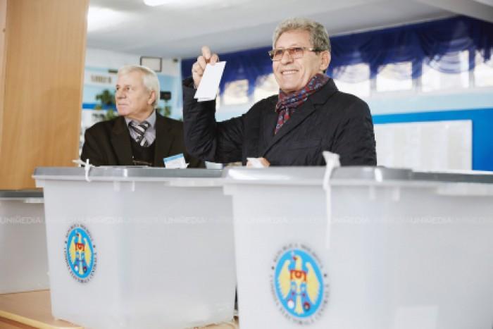 Rezultat catastrofal pentru Mihai Ghimpu la Colonița. Doar 148 de voturi în satul de baștină a liderului PL