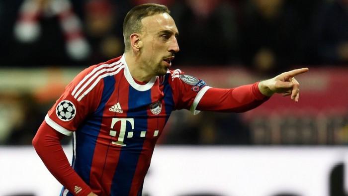 Ribery a plătit unei echipe franceze 30.000 de euro pentru a-l legitima pe fratele său