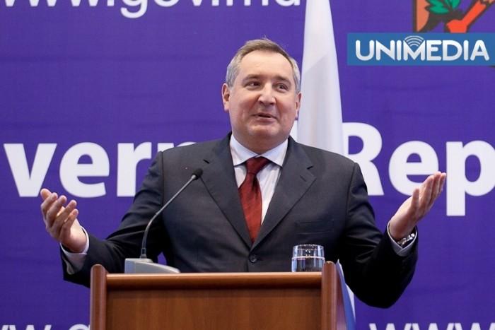 Rogozin are de gând să vină în Republica Moldova, în pofida refuzului Ministerului de Externe moldovenesc