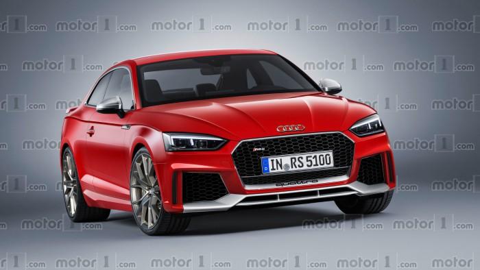 S-a aflat ce vor avea sub capotă noile Audi RS4 Avant, RS5 Coupe şi RS5 Sportback