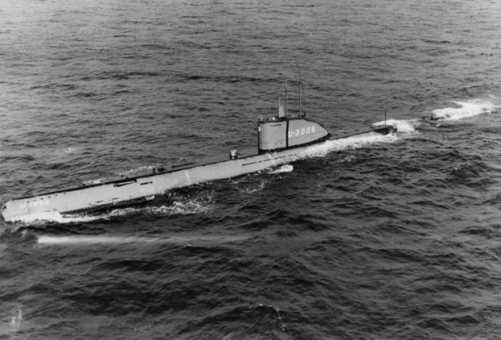S-a sinucis sau nu Hitler? Submarin nazist uriaș găsit în Marea Nordului