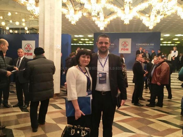 Sărbătoare la AIPA: Sergiu Batiuşca a ajuns şef