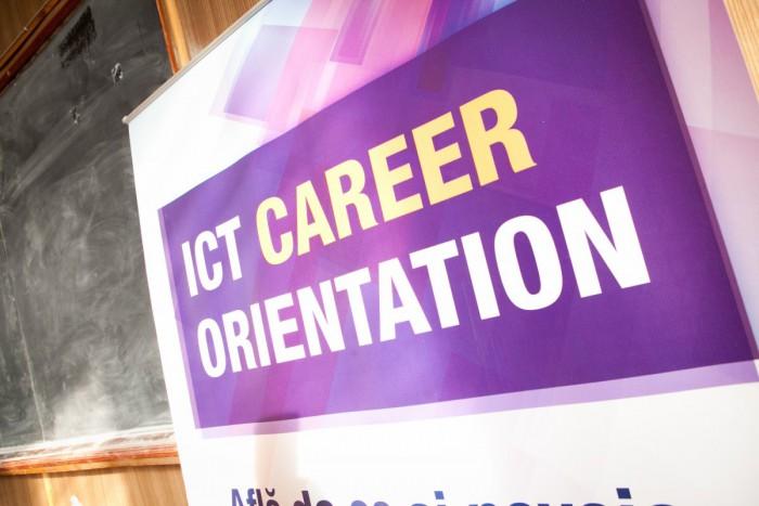 Oportunitățile sectorului IT au fost dezvăluite pentru tineri, în cadrul ICT Career Orientation
