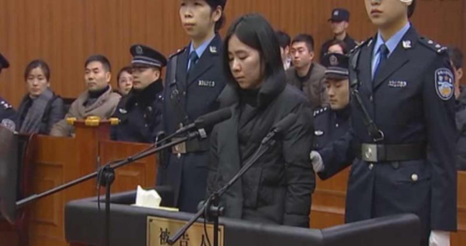 Sentință rară în China: O dădacă a fost condamnată la moarte