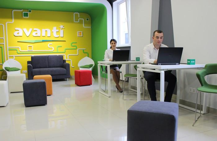 "Serghei Cebotari: ""MAIB studio Avanti"" - un nou model de comunicare cu tinerii"