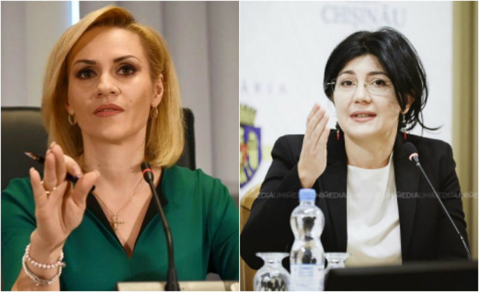 Silvia Radu merge la București. Se va întâlni cu Gabriela Firea