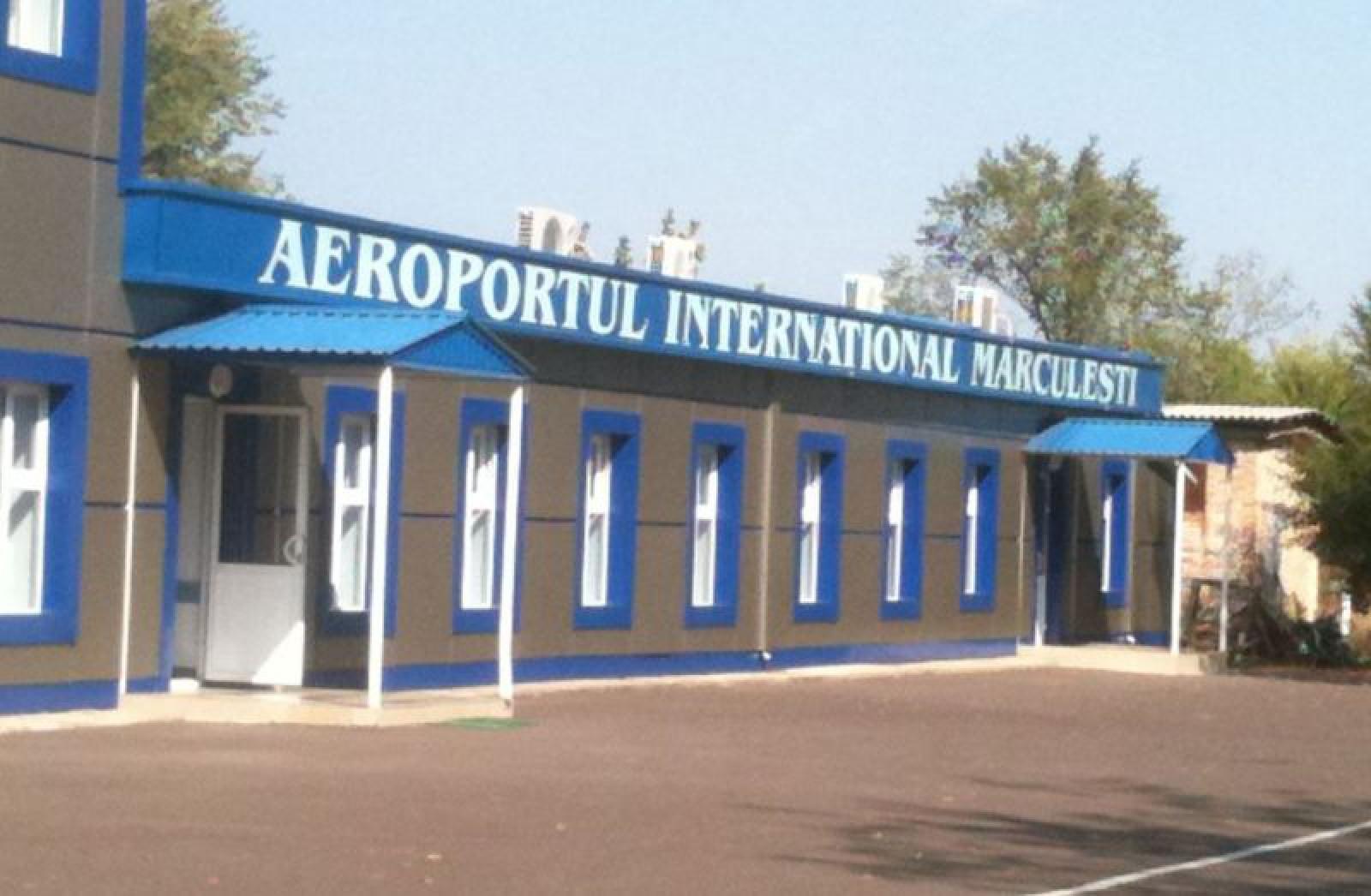 """Aeroportul """"Mărculești"""", transmis în gestiunea Ministerului Economiei și Infrastructurii"""