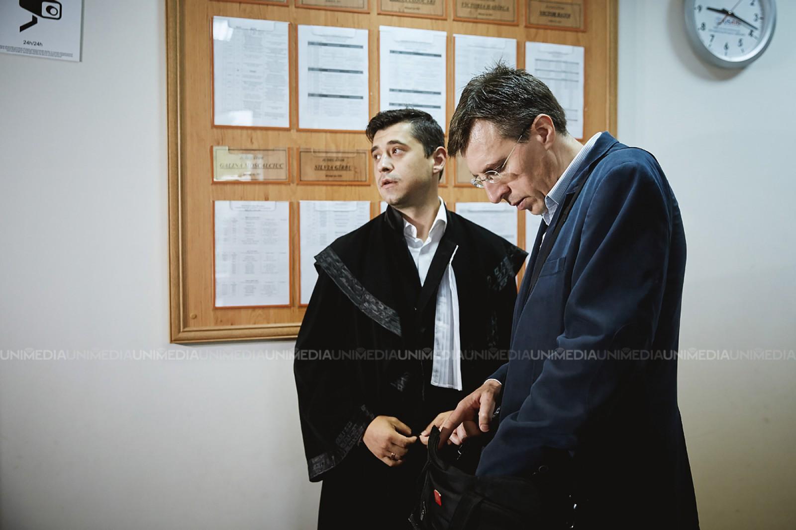 Solicitarea lui Dorin Chirtoacă de a participa la Ziua Unirii de la Iași, respinsă de magistrați. Procurorul motivează că ar putea fugi