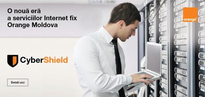 Soluţii inovative de securitate IT de la Orange Moldova