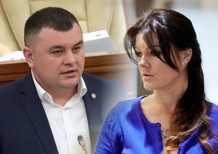 """(stop cadru) Scântei între Novac și Zotea în Parlament: """"Nu încurcați procedura parlamentară cu cea de spa"""""""