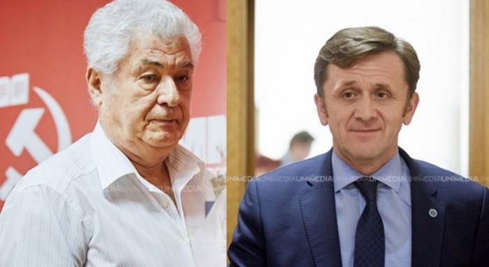 """(stop cadru) Voronin către Ciocan: Ești un """"мужик tare смелый"""". Cum ai nimerit în conducerea acestei instituții dacă nicio zi nu ai lucrat în Guvern?"""