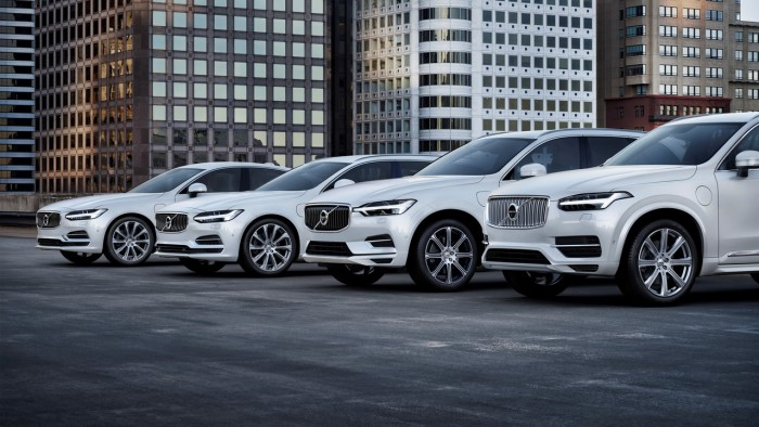Strategia de electrificare a Volvo Cars a fost recunoscută la nivelul Organizației Națiunilor Unite