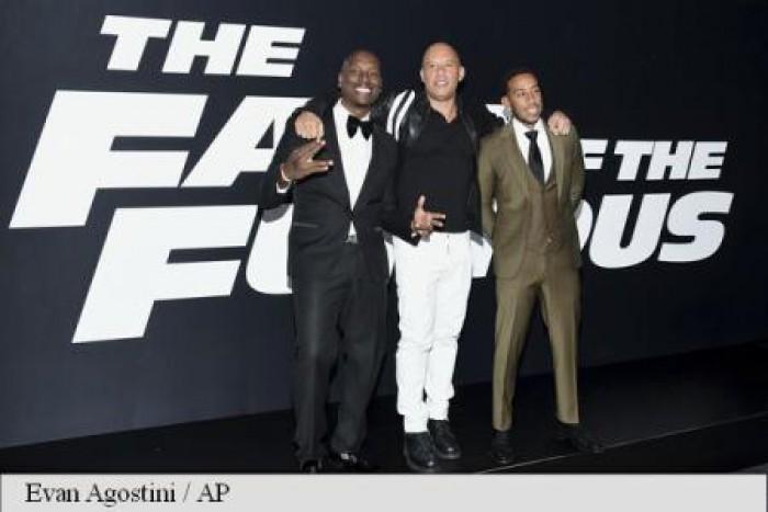 Studiourile Universal amână lansarea noului film din seria 'Fast & Furious' până în 2020