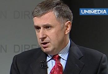 """Sturza: """"Mă miră tupeul celor care promit regim liberalizat de vize până la sfârșitul lui 2012"""""""