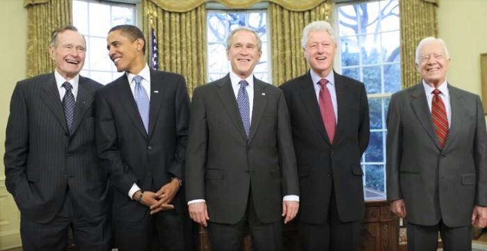 SUA: Pensia foștilor președinți va fi diminuată