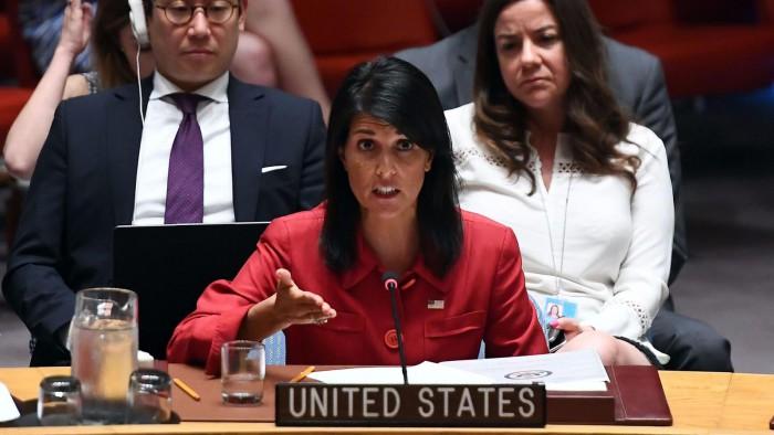 SUA plănuiește să sancționeze țările care au relații comerciale cu Coreea de Nord, printre care se află și Republica Moldova