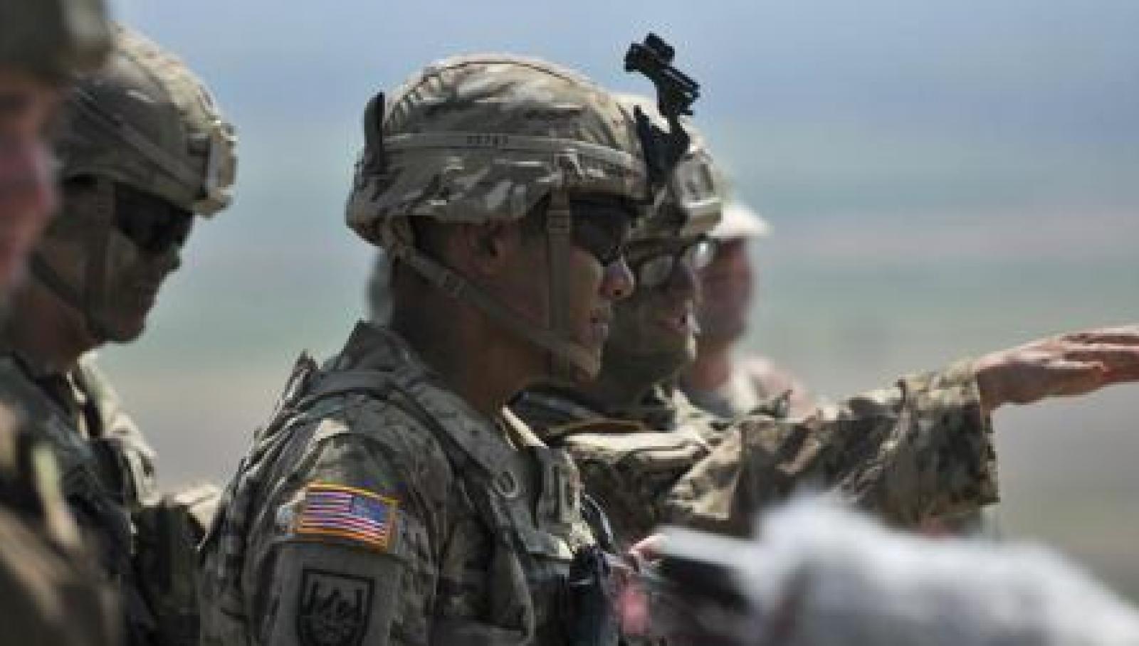 SUA recunoaște că au 2.000 de militari în Siria, de patru ori mai mult decât anunțase Departamentul de Stat
