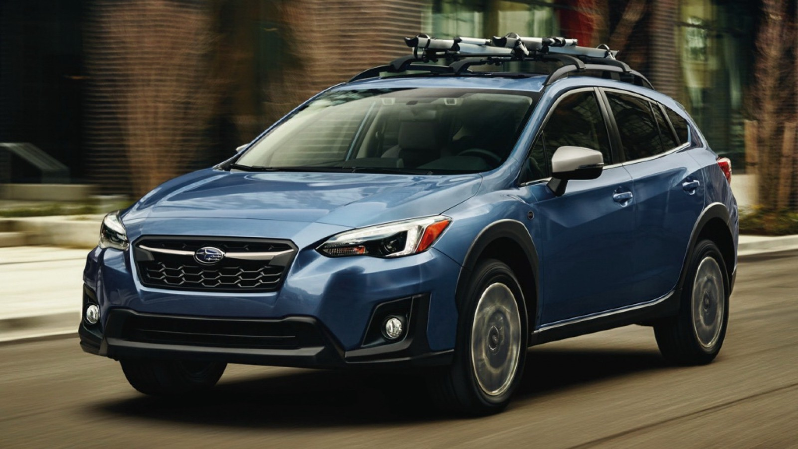 Subaru anunţă prima sa maşină plug-in hybrid