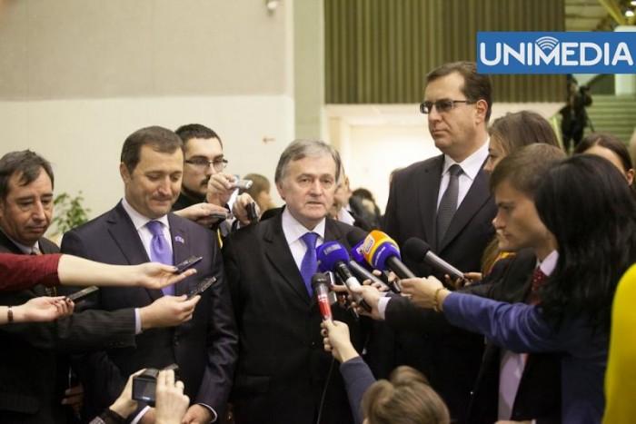 Subiectele care au reunit în ședință partidele din Coaliția Pro-Europeană
