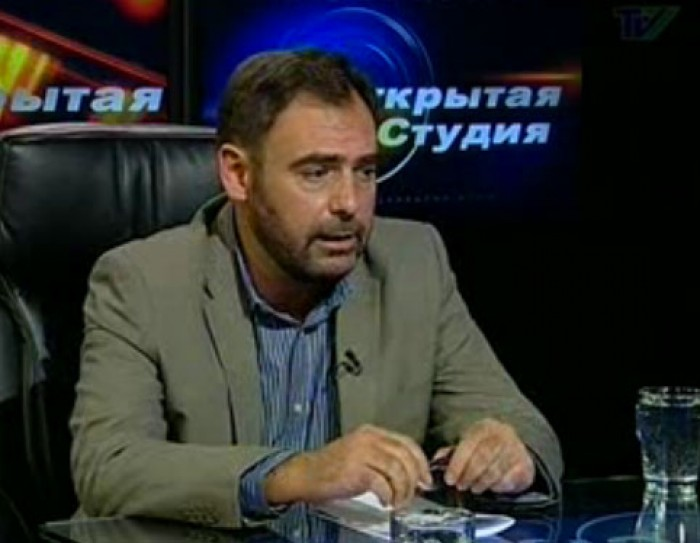 """Tkaciuk: Cei care pronunță termenul """"ocupație sovietică"""" vorbesc cu gura României din '40"""