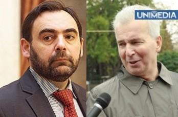 Tkaciuk și Muruianu, învinuiți că ar face parte dintr-un grup criminal