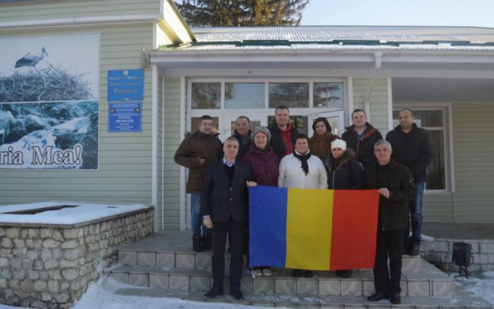 Tot mai multe localități din Moldova semnează Declarația simbol de Unire cu România