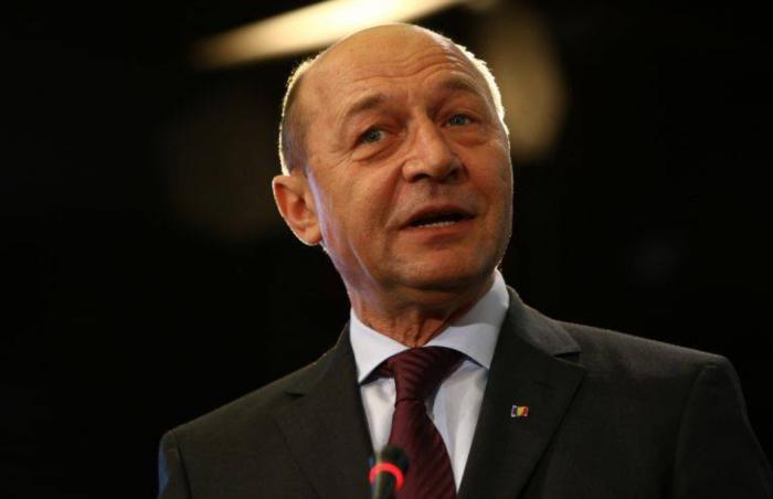 """Traian Băsescu: """"Voronin nu a fost un pro-rus, nu și-ar fi dat țara rușilor, pe când Dodon ar da-o mâine"""""""