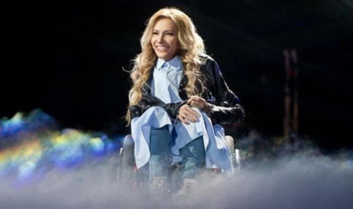 Ucraina a interzis intrarea în țară pe un termen de trei ani a reprezentantei Rusiei la Eurovision