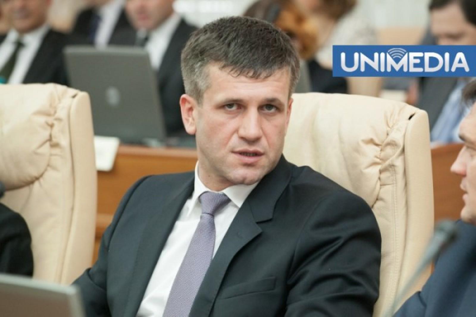 (update) Șeful de la Moldova-Gaz, Vasile Botnari, numit în funcția de director al Serviciului de Informații și Securitate
