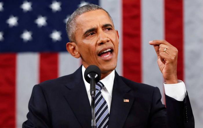 Ultimul discurs prezidenţial. Obama și-a luat adio de la poporul american și a lacrimat când s-a adresat soției