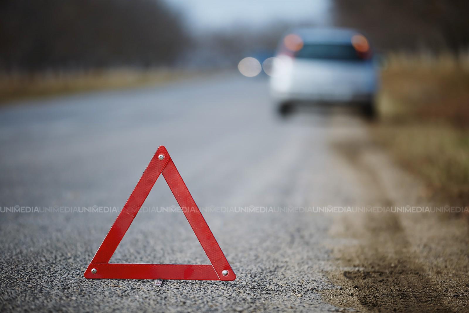 Un accident rutier în centrul capitalei a creat ambuteiaje. Ce străzi să evitați pentru a ajunge mai repede la destinație